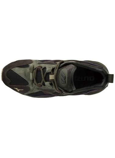 Mizuno Wave Rider 1 Wild Nordic Unisex Günlük Giyim Ayakkabısı Kahverengi / Yeşil Kahve